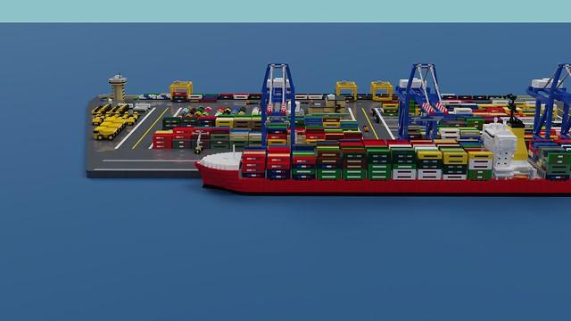 DA4 News Flash:  Narragansett  Container Terminal Prepares for Wartime Operations