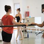 Seg, 25/05/2020 - 09:05 - Escola Superior de Dança retoma atividades presenciais