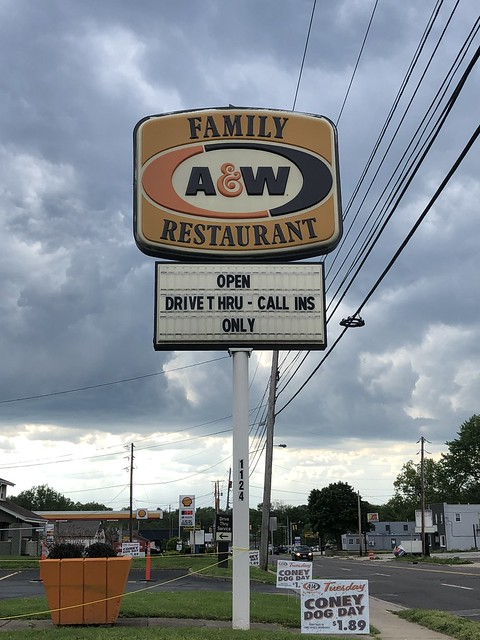 A&W Family Restaurant Kent, OH