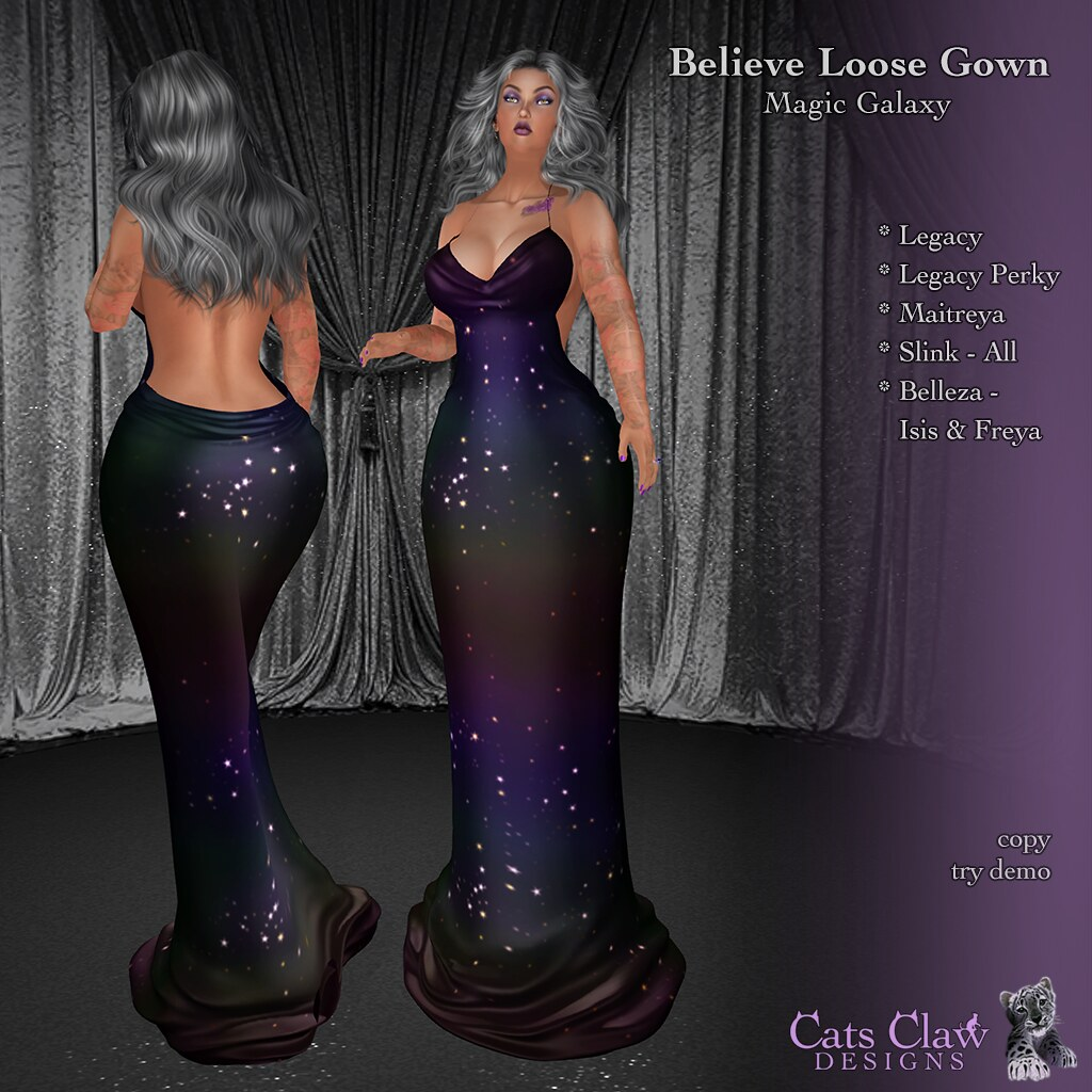 _CCD_Believe Gown Magic Galaxy-AD