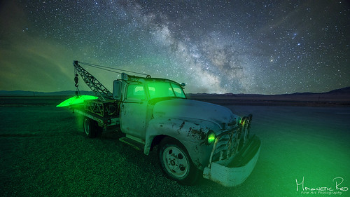 UFO Recovery Truck