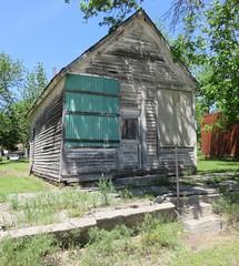 Old Post Office 67453 (Idana, Kansas)