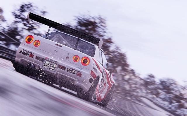 Nissan GT-R x Project Cars