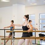 Seg, 25/05/2020 - 09:08 - Escola Superior de Dança retoma atividades presenciais