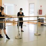 Seg, 25/05/2020 - 08:53 - Escola Superior de Dança retoma atividades presenciais
