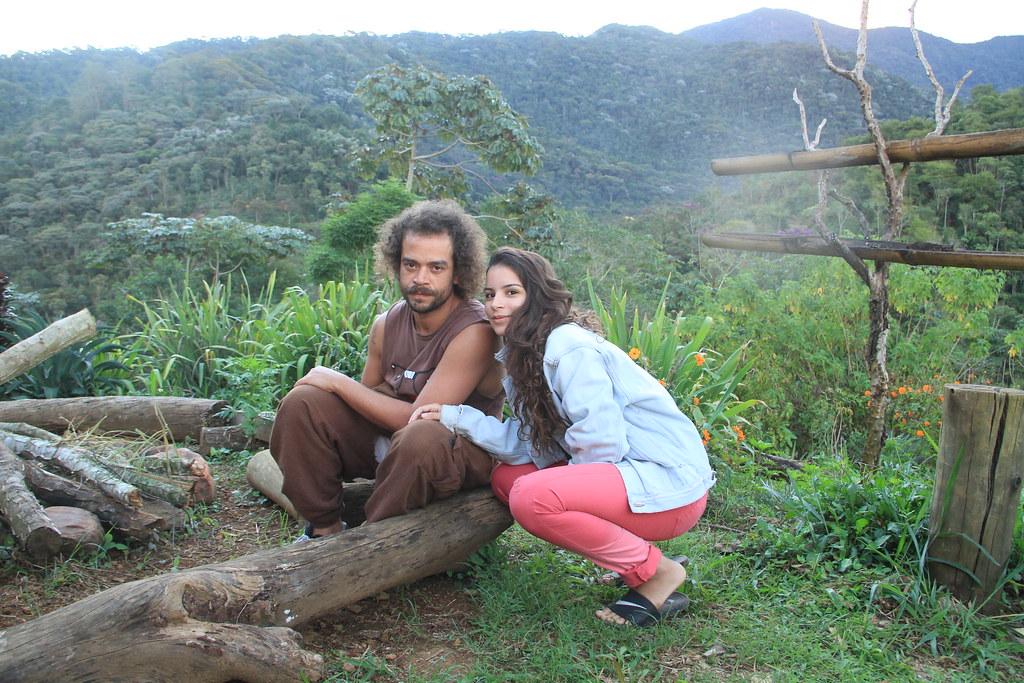 Vivência com o mestre bambuzeiro Lúcio Ventania