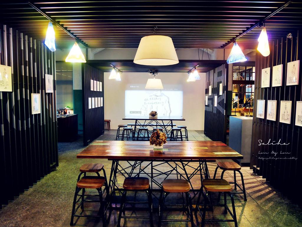台北不限時咖啡廳適合久坐松山文創園區松菸小賣所下午茶推薦國父紀念館站 (1)
