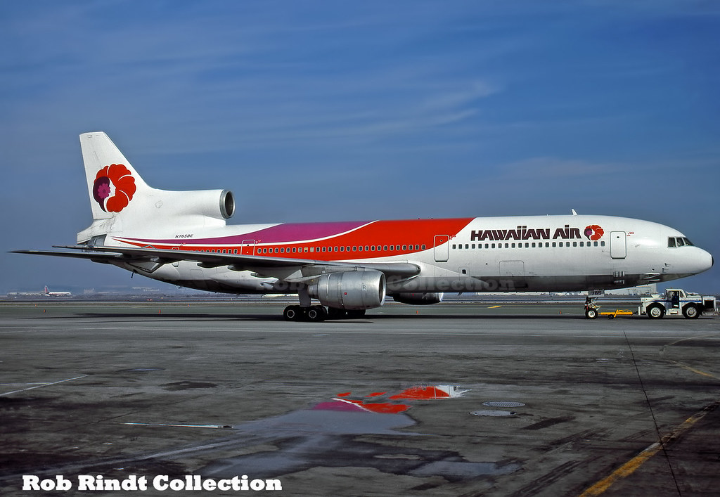 Hawaiian Air L1011-385-1 N765BE