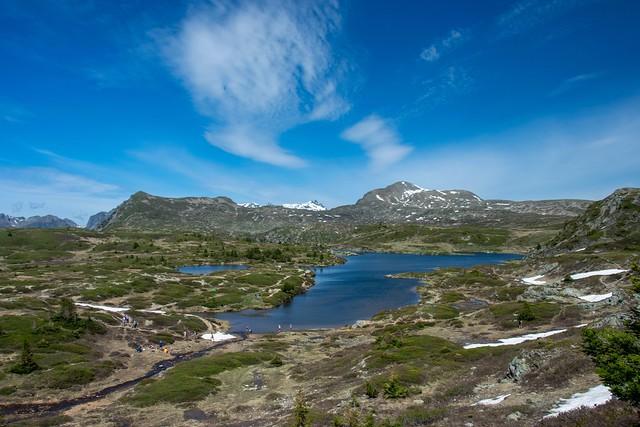 Plateau des lacs du Taillefer