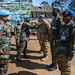 MONUSCO FC Costa Neves visits Central Sector - 23 May 23 North-Kivu, DRC