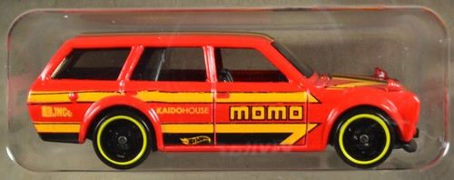 2020 Hot Wheels 9 Multipack '71 Datsun Bluebird 510 Wagon | by Milton Fox