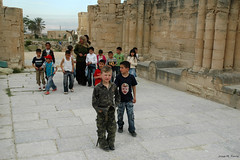 GRUP ESCOLAR AL PALAU D'HISHAM (Palestina, març de 2007)