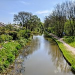 Lancaster Canal at Preston