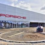 New Porsche Centre Preston