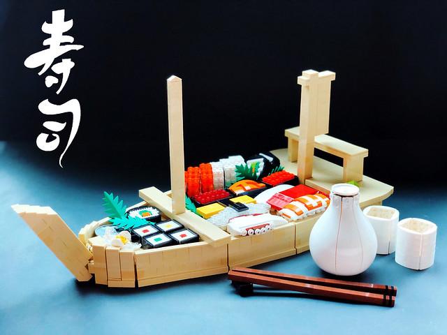 (LEGO)寿司