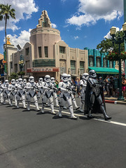 Stormtroopers at Disney World