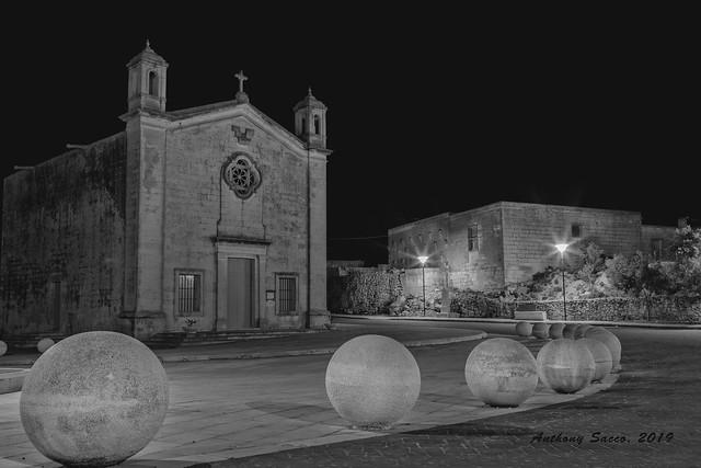 San Mattew,  Il-Maqluba, Qrendi Malta
