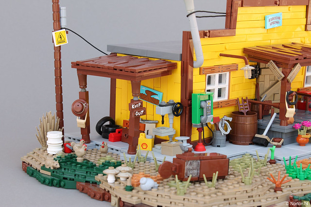 General Store in detail