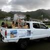 "The graduates gathered in their cars and watched a short video ceremony, drive-in theatre style, before circling the Windward CC campus and receiving take-home refreshments.  Learn more at UH News: <a href=""https://www.hawaii.edu/news/2020/05/26/windward-cc-commencement-caravan/"" rel=""noreferrer nofollow"">www.hawaii.edu/news/2020/05/26/windward-cc-commencement-c...</a>"