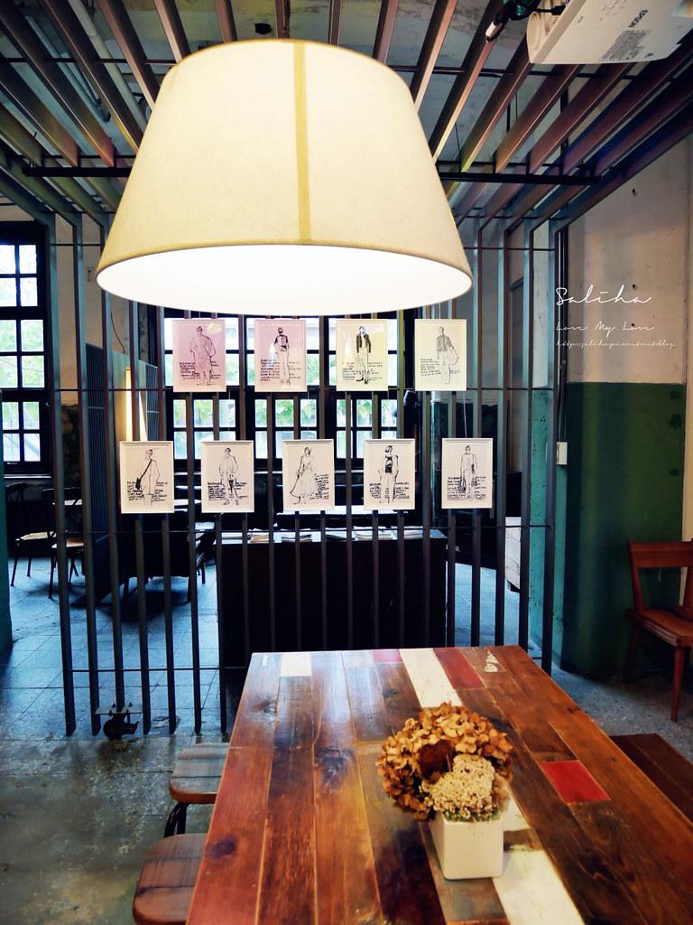 台北文青一日遊景點推薦ig打卡拍照好拍咖啡廳松菸小賣所復古特色不限時間可久坐閱讀 (6)