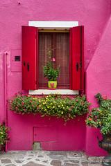 Burano - pink