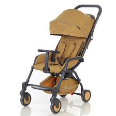 ბავშვის სასეირნო ეტლი Muzzy JT003_Yellow