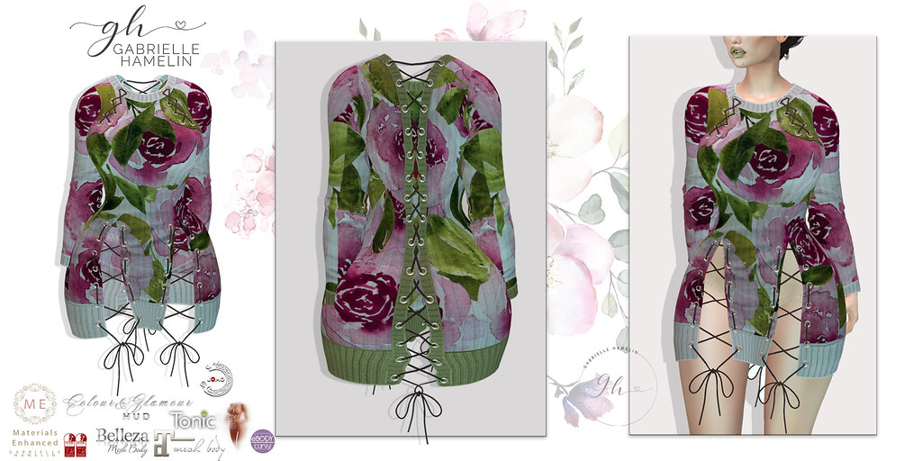 Arabella-Dress-&-Panty-One-Poster