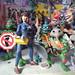 Playmates Toys TEENAGE MUTANT NINJA TURTLES ::  Gags, Jokes and Crazy Weapons #3  (( 1988 ))