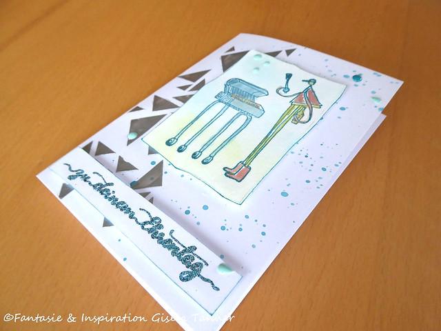 Herrengeburtstagskarte