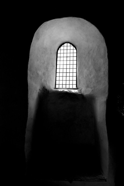 Churchwindow Gotland (Ganthem)