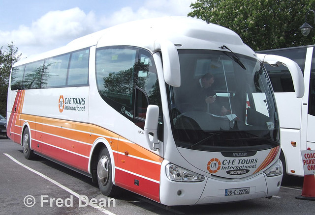 Bus Eireann SP36 (06D22754).