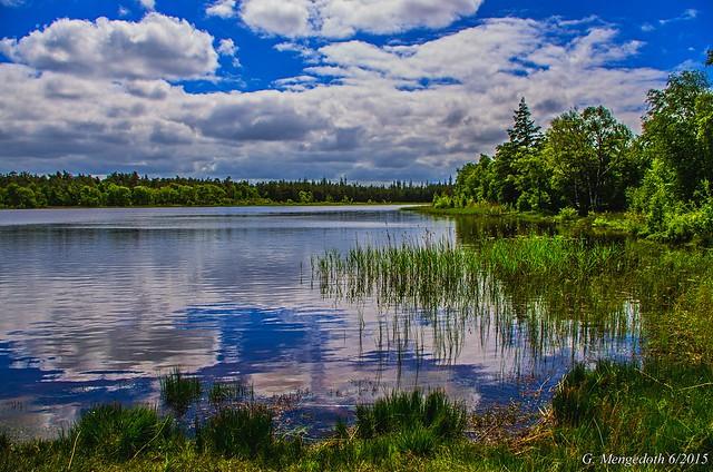 Oksbøl Præstesøen