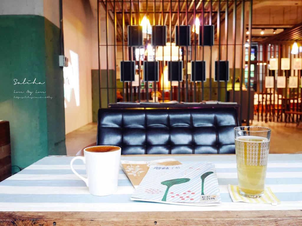 台北文青一日遊景點推薦ig打卡拍照好拍咖啡廳松菸小賣所復古特色不限時間可久坐閱讀 (4)