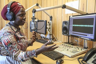 Radio Presenter in South Sudan​ | by United Nations Peacekeeping