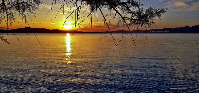 ENJOY THIS MOMENT !..................Insel Euböa / Evia - Nea Styra - Golf von Euböa