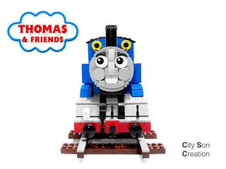 Thomas the Tank Engine (2020) - Face