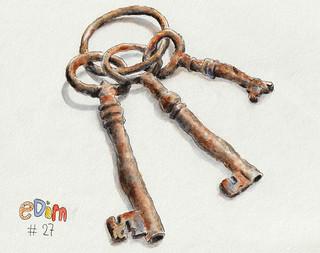 EDiM 27 - Draw keys