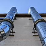 Steel chimneys