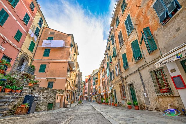 Vernazza, Cinque Terre, Italy #7