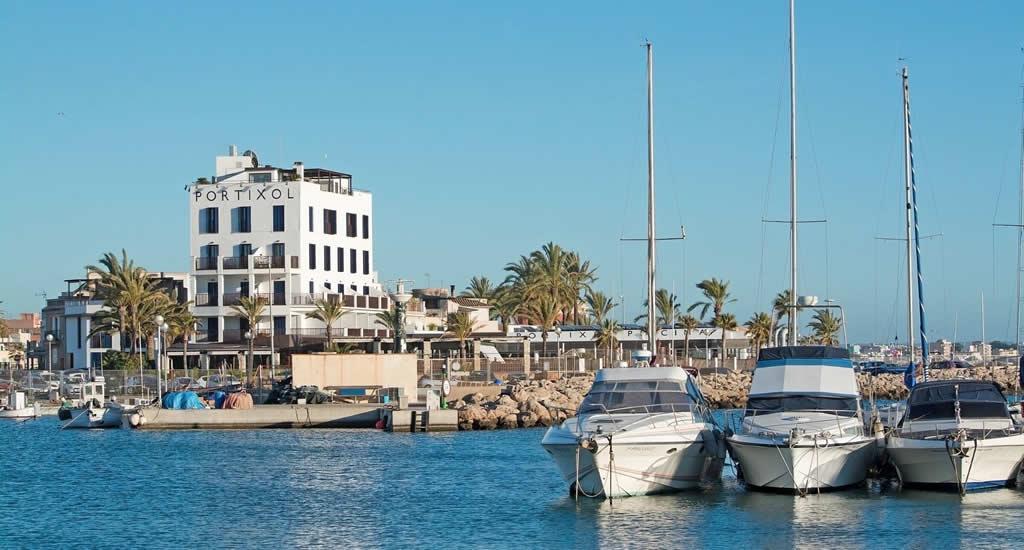 Bezienswaardigheden Palma de Mallorca: Portixol | Mooistestedentrips.nl