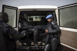 Senegalese Formed Police Unit in Mali | by United Nations Peacekeeping