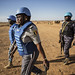 Chadian Police Officers on patrol in Mali​