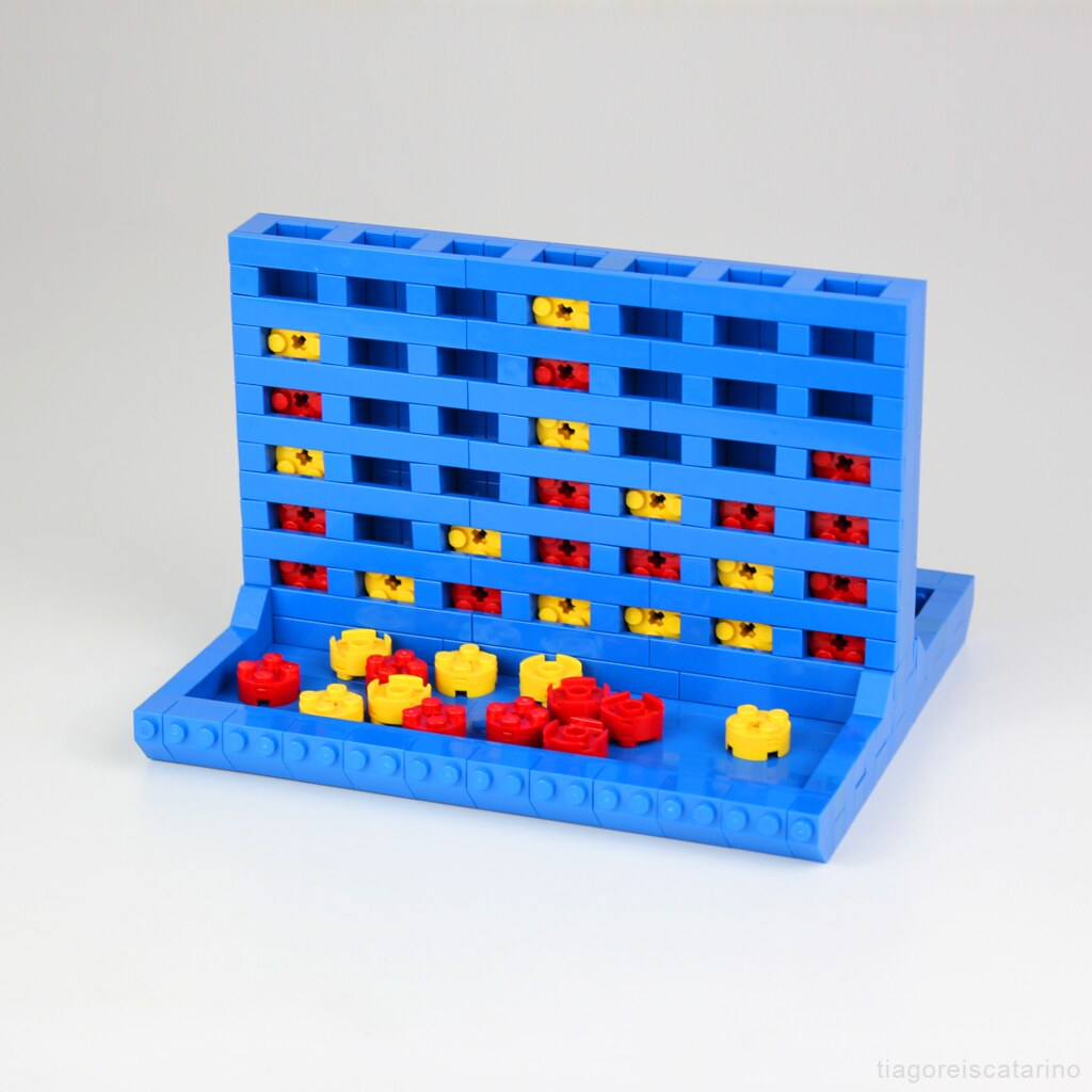 LEGO Connect 4
