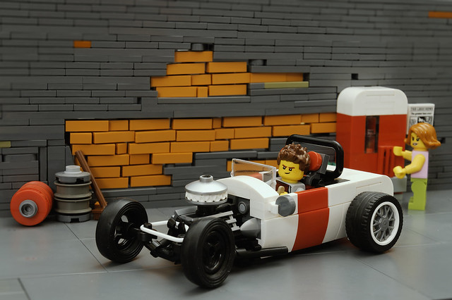 Roadster Hot Rod