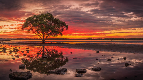brighton flickr facebook qld sunset slideportfolio landscapeseascape seascape