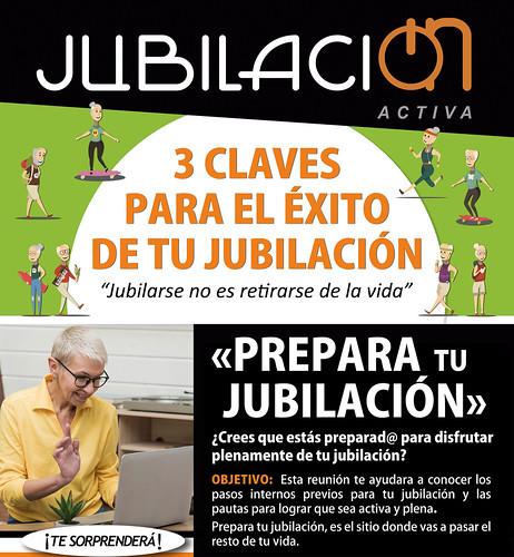 """Jubilación Activa: Videoconferencia de SECOT para la Asociación """"5 de Octubre"""""""