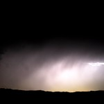 23. Mai 2020 - 22:47 - Thunderstorm over Latigo Ranch