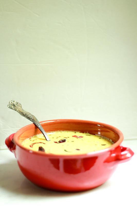 Watermelon Rind Chaaru Curry