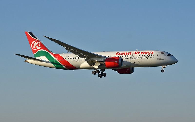 Boeing-787-8-Dreamliner-Kenya-Airways-5Y-KZH