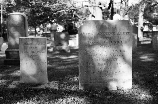 Washington Street Cemetery - Geneva, NY